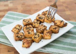 Crispy Tamari Tofu
