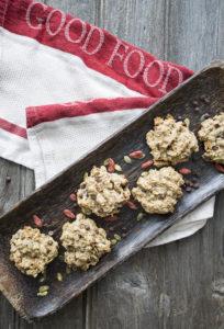 Vegan Breakfast Cookies - Kind Living