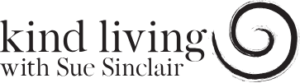 Kind Living Word Mark Logo - Footer