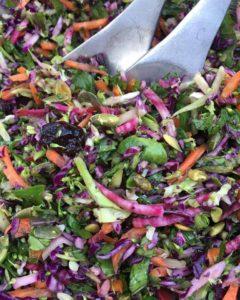 Kale Salad - Kind Living