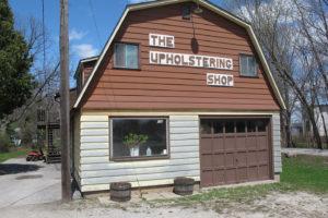 The Upholstering Shop - Kind Living- Orillia