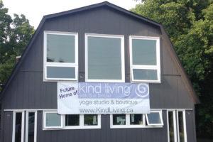 Kind Living Barn Renovation