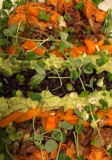 Veggie Bean Bowl